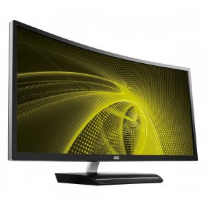 AOC Curved Monitor C3583FQ Front