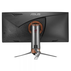 Asus Curved Monitor Asus PG348Q Rückseite
