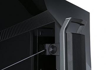 Acer Predator X34 87 cm (34 Zoll) Curved Monitor (HDMI, USB 3.0, Displayport, UltraWide QHD Auflösung 3440 x 1440, Nvidia G-Sync, EEK C, 4ms Reaktionszeit) silber/schwarz -