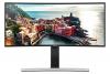 Samsung S34E790C 86,36 cm (34 Zoll) Curved Monitor (HDMI, USB, DisplayPort, 4ms Reaktionszeit, 3440 x 1440 Pixel) -