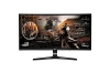 LG 34UC79G-B 21:9 Curved UltraWide IPS Gaming Monitor mit 86,4 cm (34 Zoll) und FHD -