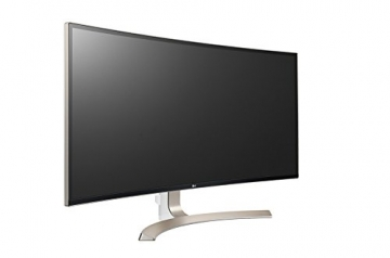 LG 38UC99-W 86,36 cm (37,5 Zoll) Monitor (21:9, Curved Ultra Wide, LED) -