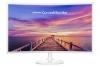Samsung C32F391 80 cm (32 Zoll) Curved Monitor (DVI, HDMI, 4ms Reaktionszeit, 1920 x 1080 Pixel) weiß -