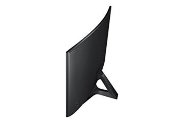 Samsung C27F396F 68,6 cm (27 Zoll) Monitor (VGA, HDMI, 4ms Reaktionszeit, 1920 x 1080 Pixel) schwarz -