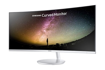 Samsung LC34F791WQUXEN 86,4 cm (34 Zoll) Monitor (LCD/TFT/Curved) -